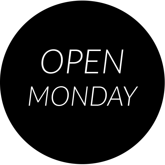 open-monday