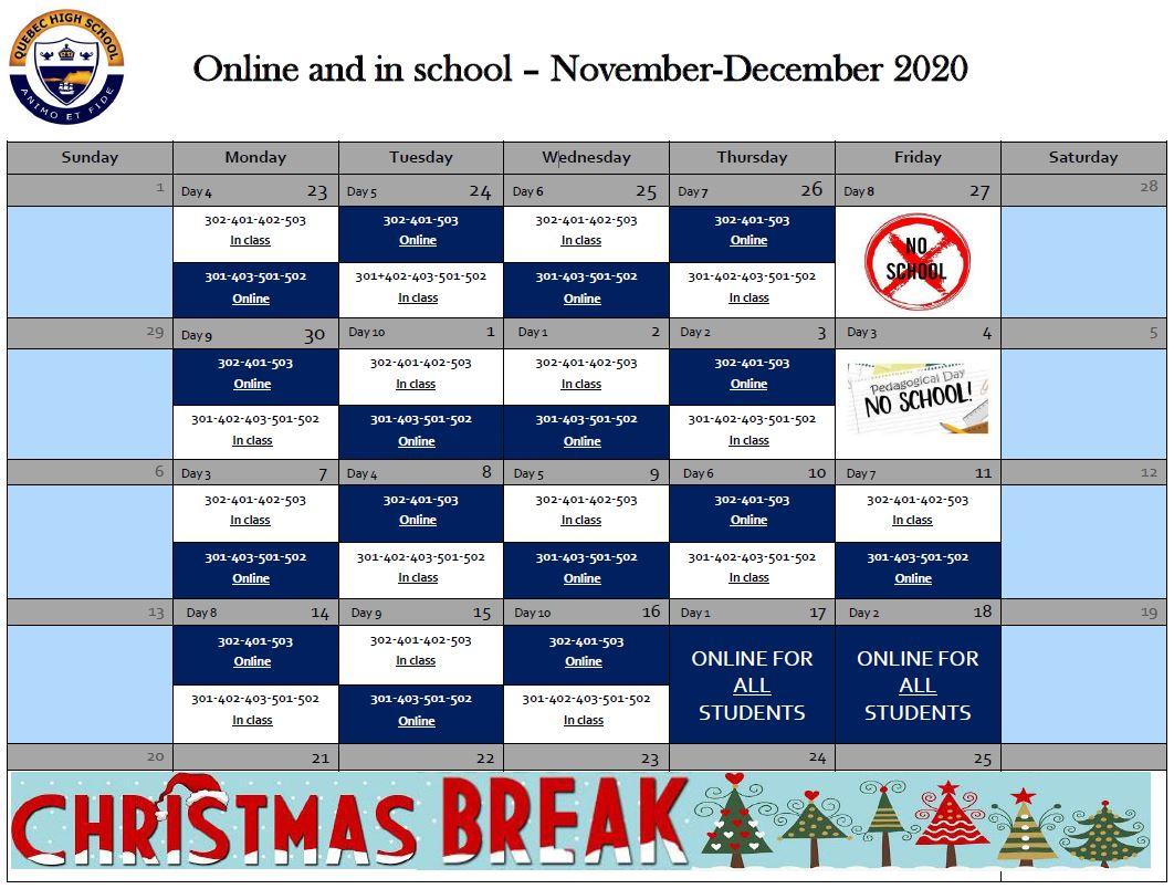 november-december 2020